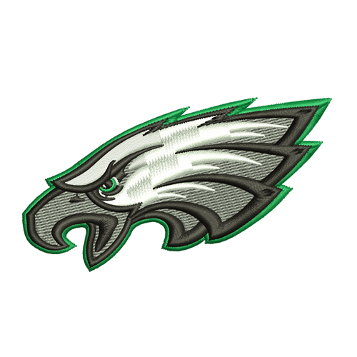 Philadelphia Eagles embroidery design, machine embroidery, embroidery designs, embroidery design, embroidery machine, embroidery file, embroidery, logo, Patterns, Applique design, Applique designs, Appliques, NFL embroidery, american football, Football Embroidery, football team logo, Football design, Philadelphia Eagles embroidery design INSTANT download, Philadelphia Eagles logo embroidery design INSTANT download, Philadelphia Eagles logo embroidery design, Philadelphia Eagles embroidery design