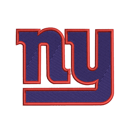 New York Giants embroidery design, machine embroidery, embroidery designs, embroidery design, embroidery machine, embroidery file, embroidery, logo, Patterns, Applique design, Applique designs, Appliques, NFL embroidery, american football, Football Embroidery, football team logo, Football design,