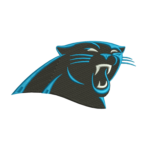 Carolina Panthers embroidery, NFL embroidery, american football, machine embroidery, embroidery designs, embroidery design, embroidery machine, embroidery file, embroidery, logo, Patterns, Applique design, Applique designs, Appliques, NFL embroidery, american football,