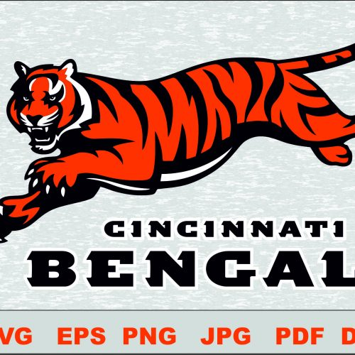 Cincinnati Bengals svg, Cincinnati Bengals cut files, Cincinnati Bengals vector, Cincinnati Bengals T-shirt design, Cincinnati Bengals circut, Cincinnati Bengals silhouette cameo, Cincinnati Bengals Layered, Cincinnati Bengals Transfer Iron, Cincinnati Bengals Cameo Cricut,