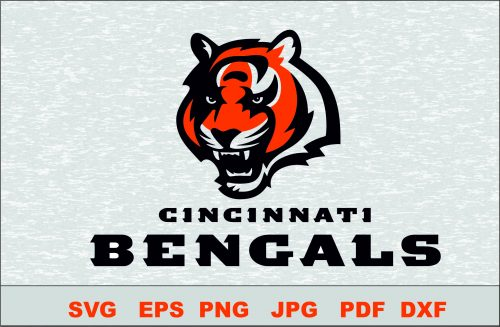 Cincinnati Bengals svg, Cincinnati Bengals cut files, Cincinnati Bengals vector, Cincinnati Bengals T-shirt design, Cincinnati Bengals circut, Cincinnati Bengals silhouette cameo, Cincinnati Bengals Layered, Cincinnati Bengals Transfer Iron, Cincinnati Bengals Cameo Cricut,
