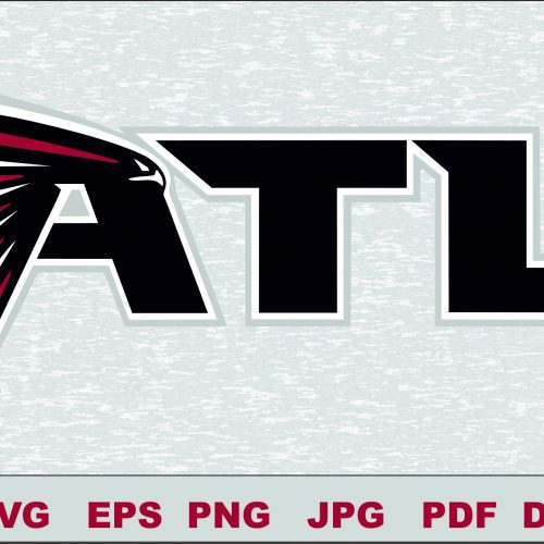 Atlanta Falcons Chargers svg, Atlanta Falcons cut files, Atlanta Falcons vector, Atlanta Falcons T-shirt design, Atlanta Falcons circut, Atlanta Falcons silhouette cameo, Atlanta Falcons Layered, Atlanta Falcons Transfer Iron, Atlanta Falcons Cameo Cricut,